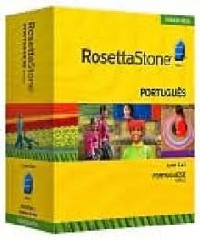 Rosetta Stone Homeschool Version 3 Portuguese (Brazilian) Level 1 & 2 Set - Rosetta Stone
