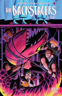 The backstagers # 8 - James Tynion IV