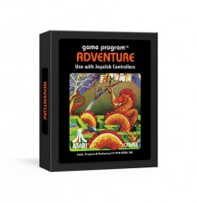 Adventure: The Atari 2600 Game Journal - Atari
