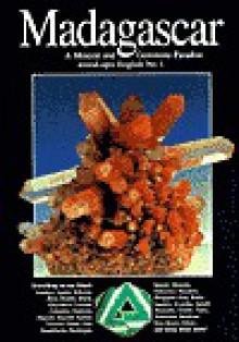 extraLapis English No. 1: Madagascar A Mineral and Gemstone Paradise - Federico Pezzotta, Frederico Pezzotta
