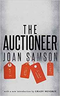 The Auctioneer: Valancourt 20th Century Classics - Matt Godfrey,Valancourt Books,Joan Samson