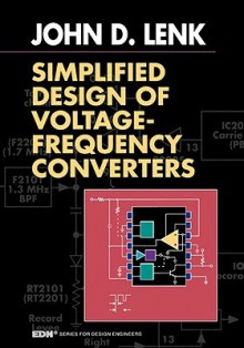 Simplified Design of Voltage/Frequency Converters - John Lenk