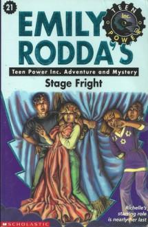 Stage Fright - Emily Rodda