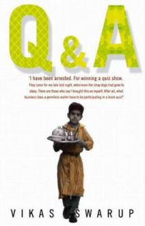 Q And A - Vikas Swarup