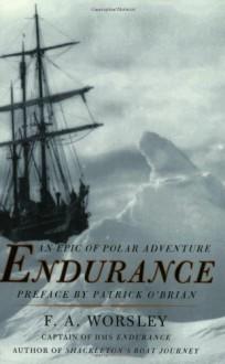Endurance - Frank Arthur Worsley, Patrick O'Brian
