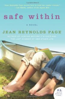 Safe Within: A Novel - Jean Reynolds Page