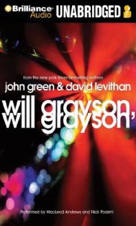 Will Grayson, Will Grayson - John Green;David Levithan
