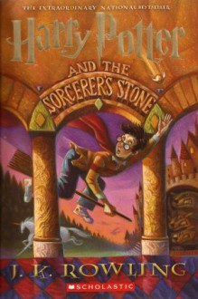Harry Potter and the Sorcerer's Stone - J.K. Rowling,Mary GrandPré