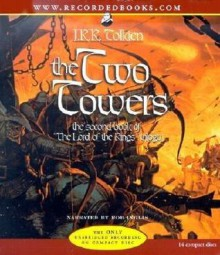 The Two Towers - J.R.R. Tolkien, Rob Inglis