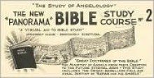 The Study Of Angelology (The New Panorama Bible Study No. 2) - Alfred T. Eade