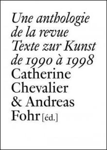 Texte Zur Kunst: 1990-1998 - Benjamin H.D. Buchloh