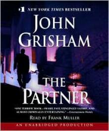 The Partner - John Grisham, Frank Muller