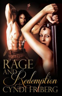 Rage and Redemption (Rebel Angels) - Cyndi Friberg