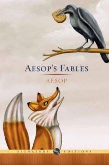 Aesop's Fables (Barnes & Noble Signature Editions) - Aesop