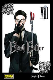 Black Butler vol. 8 - Yana Toboso