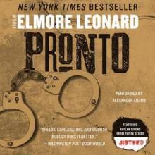 Pronto - Elmore Leonard, Alexander Adams