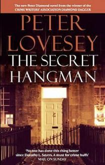 The Secret Hangman - Peter Lovesey