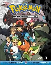 Pokémon Black and White, Vol. 1 - Hidenori Kusaka, Satoshi Yamamoto