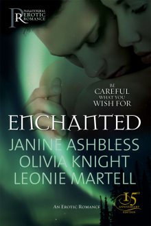 Enchanted: Erotic Fairy Tales - Janine Ashbless, Olivia Knight, Leonie Martell