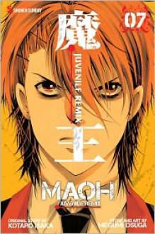 Maoh: Juvenile Remix, Volume 7 - Megumi Osuga