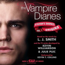 The Vampire Diaries: Stefan's Diaries #1: Origins (Audio) - L.J. Smith, Kevin T. Collins