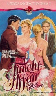 A Timely Affair - Janice Bennett