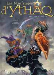 Les Naufragés d'Ythaq T04 L'Ombre de Khengis - Christophe Arleston, Adrien Floch