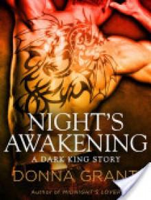 Night's Awakening (Dark Kings, #0.2) - Donna Grant