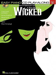Wicked [With CD (Audio)] - Hal Leonard Publishing Company