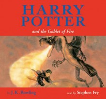 Harry Potter and the Goblet of Fire - Stephen Fry, J.K. Rowling