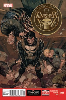 Punisher Trial of the Punisher #2 - Marc Guggenheim, Mico Suayan
