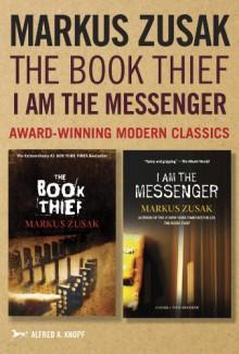 Markus Zusak: The Book Thief & I Am the Messenger - Markus Zusak