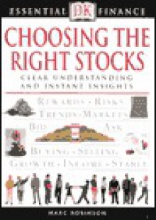 Essential Finance Series: Choosing the Right Stocks - Marc Robinson