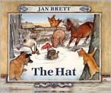 The Hat (Board Book) - Jan Brett
