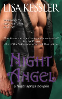 Night Angel (The Night Series) - Lisa Kessler