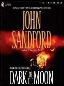 Dark Of The Moon - John Sandford, Eric Conger
