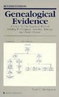 Genealogical Evidence: A Guide to the Standard of Proof Relating to Pedigrees, .. - Noel C. Stevenson