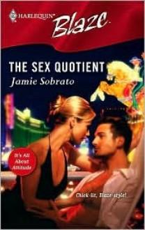 The Sex Quotient - Jamie Sobrato