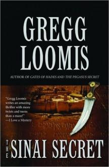 The Sinai Secret (Lang Reilly #4) - Gregg Loomis