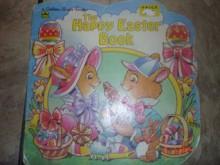 The Happy Easter Book (A Golden Shape Book) - Josie Jones