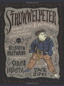 Struwwelpeter - Heinrich Hoffmann