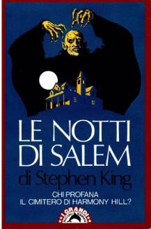 Le notti di Salem - Carlo Brera, Stephen King