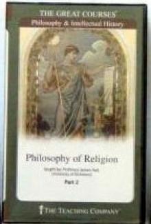 Philosophy of Religion - James Hall