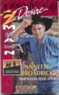 Temptation Texas Style! - Annette Broadrick