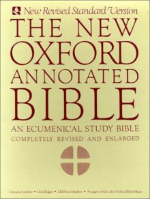 The New Oxford Annotated Bible, New Revised Standard Version - Anonymous