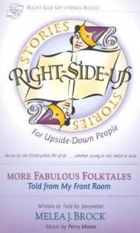 More Fabulous Folktales Told F - Melea J. Brock, Perry Moore