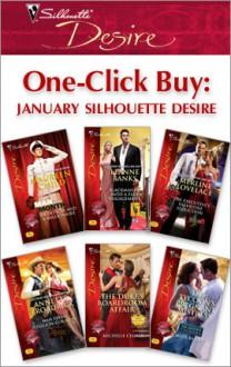 One-Click Buy: January 2009 Silhouette Desire - Maureen Child, Leanne Banks, Merline Lovelace, Annette Broadrick
