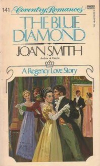 Blue Diamond (Regency Romance) - Joan Smith