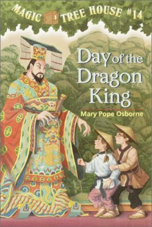 Day Of The Dragon King - Mary Pope Osborne