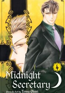 Midnight Secretary 4 - Tomu Ohmi